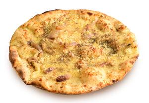 Pizza Gricia