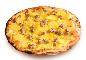 Pizza bianca Patatosa