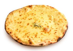 pizza bianca 5 formaggi