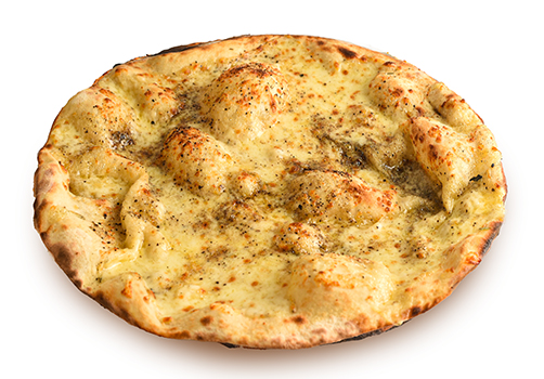 Pizza Cacio e Pepe